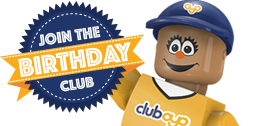 Visit the OYO Sports Birthday Club