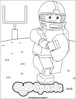 coloring pages - Sports Coloring Pages