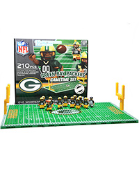 Gametime Set: Green Bay Packers