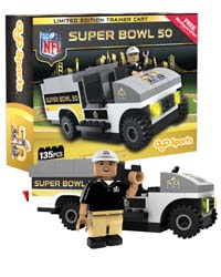 Trainer Cart: Super Bowl 50